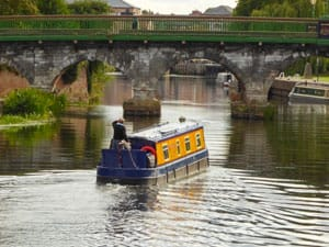 Canal Boat Batteries