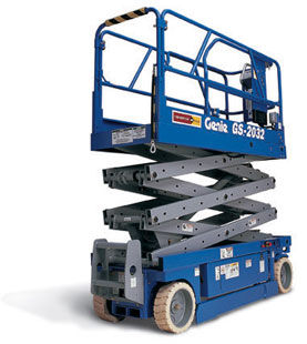 Scissor Lift Batteries