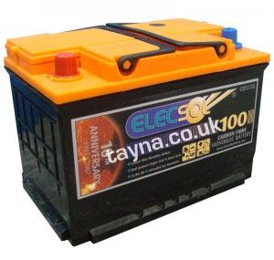 Elecsol 100 Battery