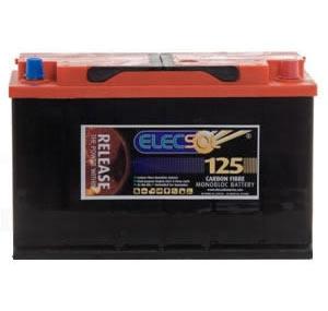 Elecsol 125 Battery
