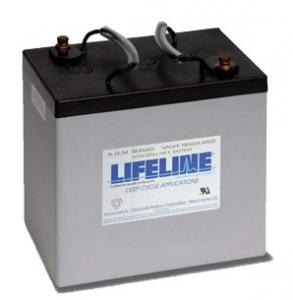 Lifeline Leisure Batteries