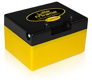 18 Hole Lithium Golf Battery