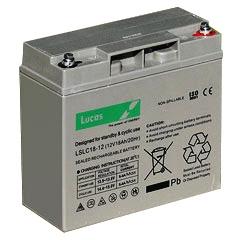 Lucas Mobility Batteries