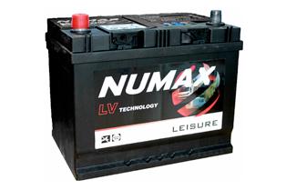LV22MF Sealed Leisure Battery