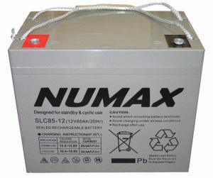 Numax Mobility Batteries
