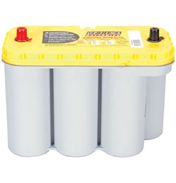 Optima Yellow Top Leisure Batteries