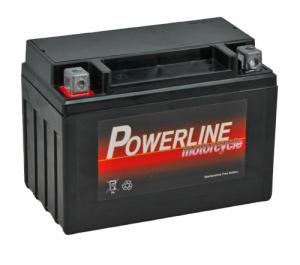 Powerline Motorcycle Battery