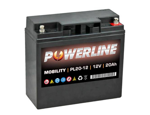 Powerline Mobility Battery