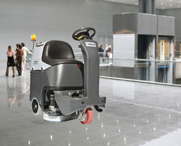 Trojan Floor Scrubber Machine Battery