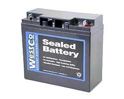 WestCo AGM Batterie de démarrage 12 V 31 m pour Mazda MX5