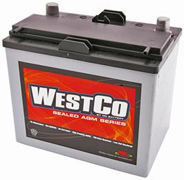 Westco MX-5 Car Battery