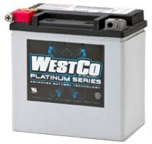 Westco Platinum Bike Battery