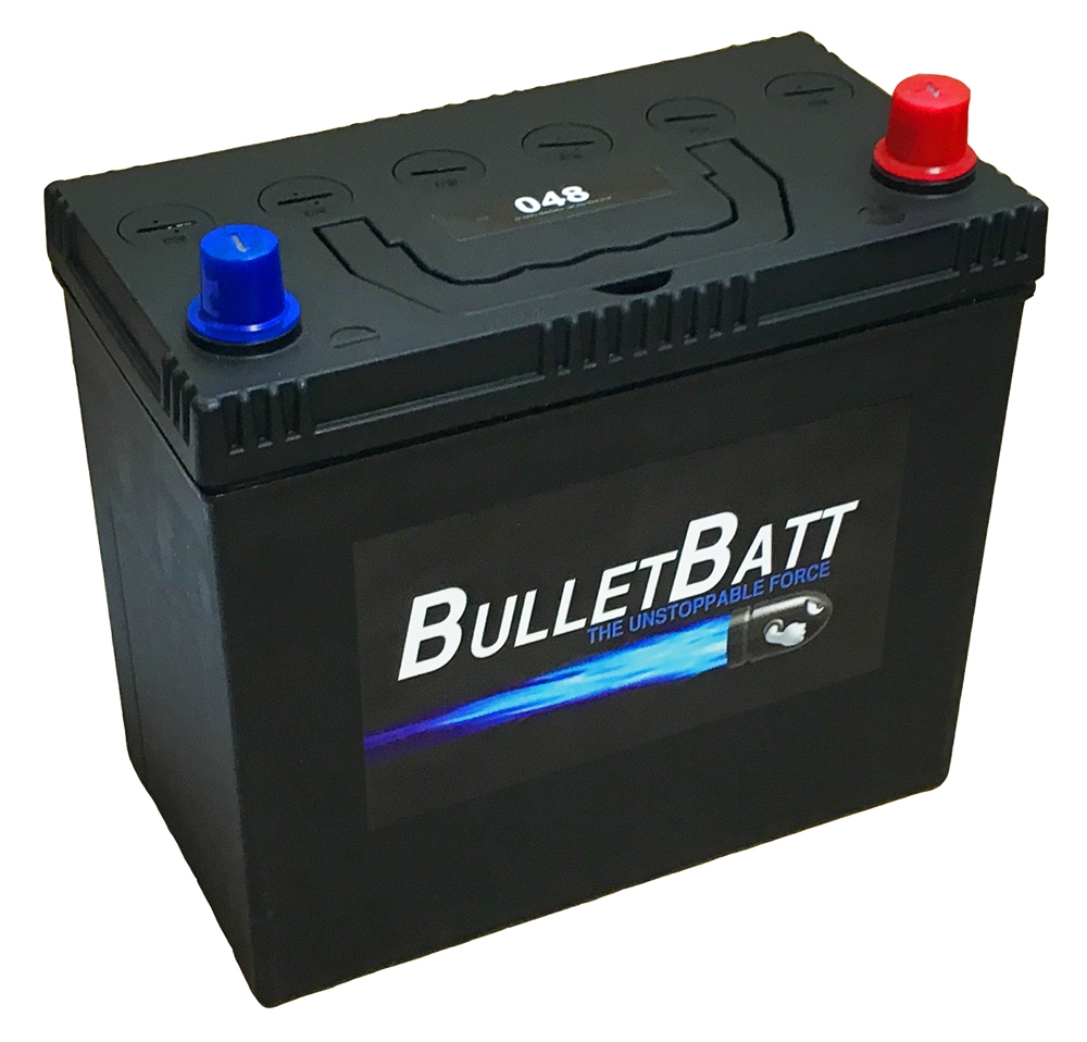 048 bulletbatt car battery 12v 45ah car batteries. Black Bedroom Furniture Sets. Home Design Ideas