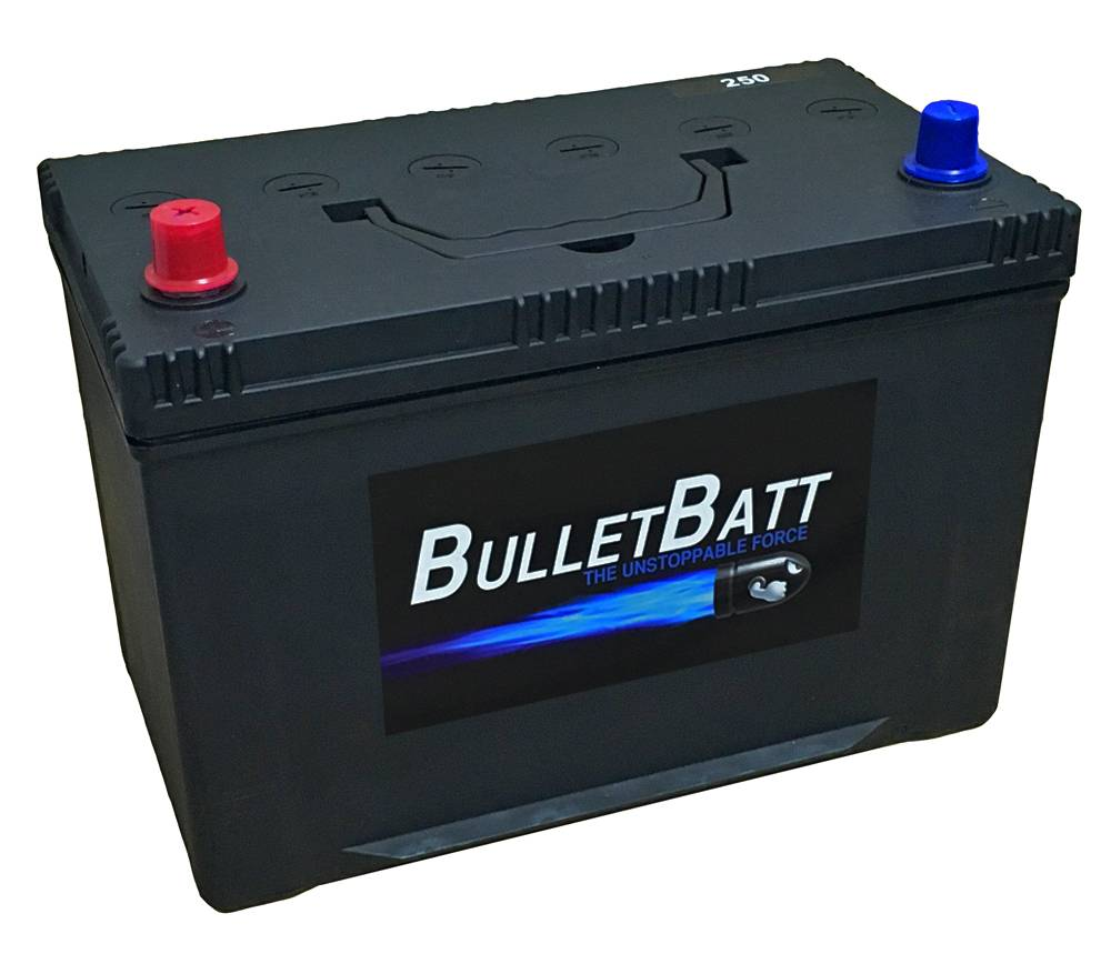 250 bulletbatt car battery 12v 95ah car batteries bulletbatt car batteries. Black Bedroom Furniture Sets. Home Design Ideas