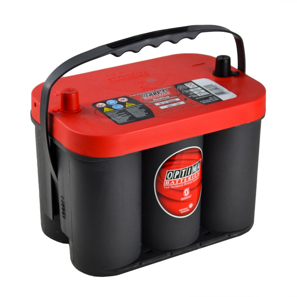 Rtc   Red Top Optima Car Battery Ah