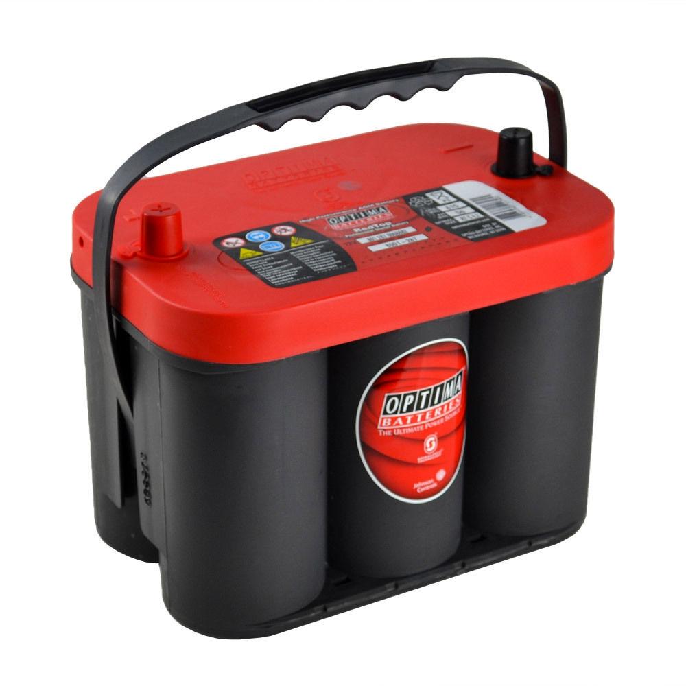 4868999ac optima red top battery car batteries optima car batteries. Black Bedroom Furniture Sets. Home Design Ideas
