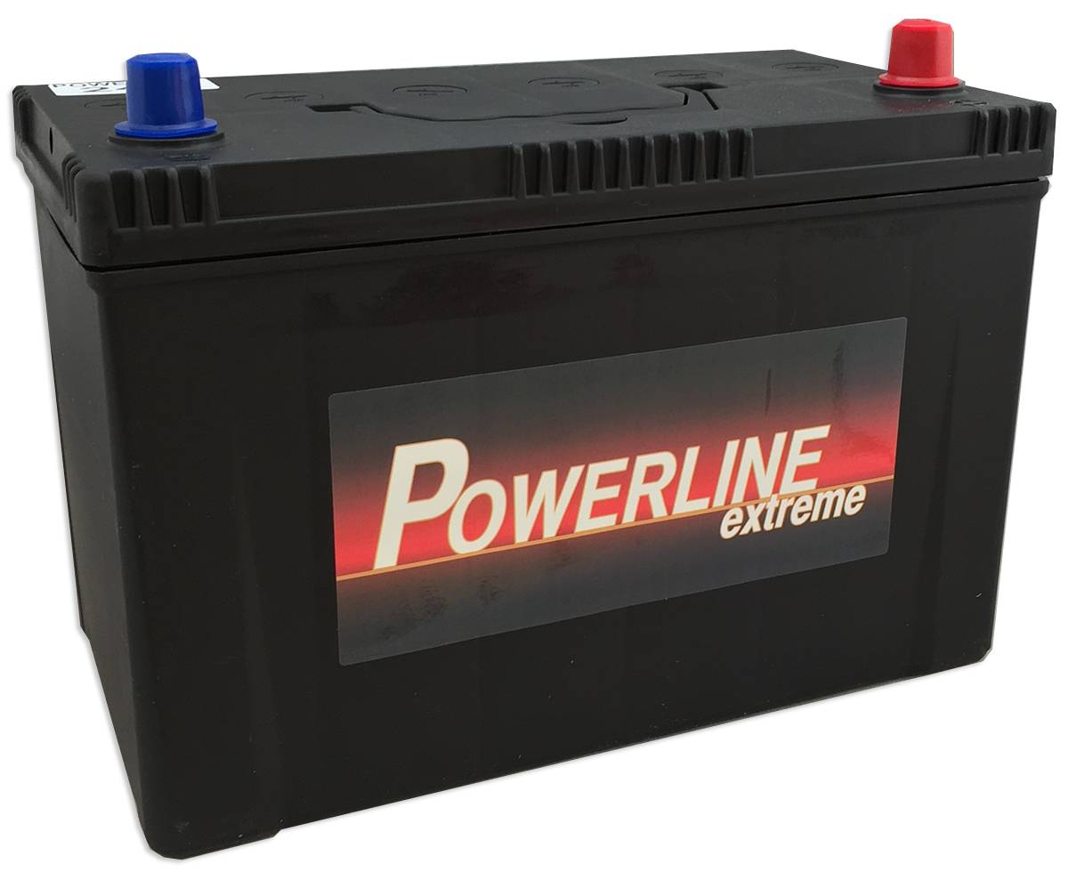 249 powerline car battery 12v 95ah car batteries powerline car batteries. Black Bedroom Furniture Sets. Home Design Ideas