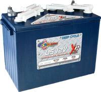 Us12vxc Deep Cycle Monobloc Battery 12v 155ah Industrial