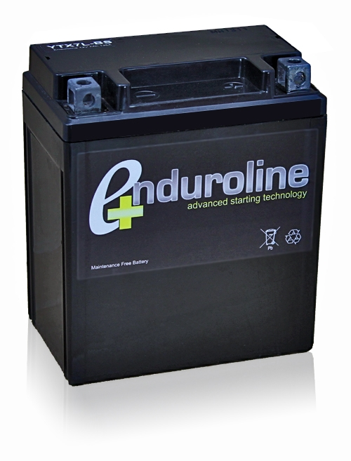 YTX7L-BS Enduroline Advanced Motorcycle Battery 12V 7Ah