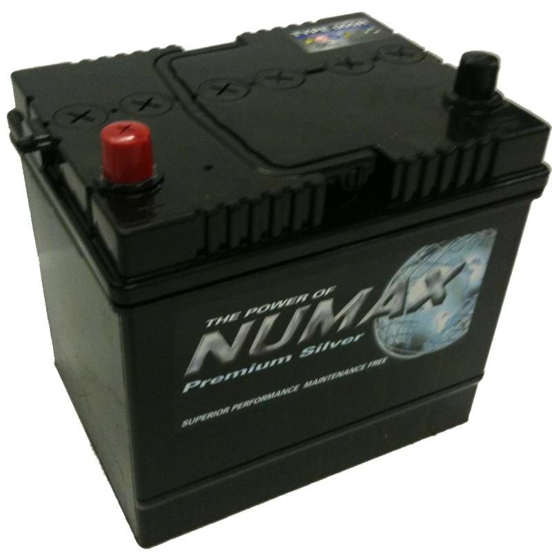 65d23r numax car battery 12v 60ah car batteries car. Black Bedroom Furniture Sets. Home Design Ideas