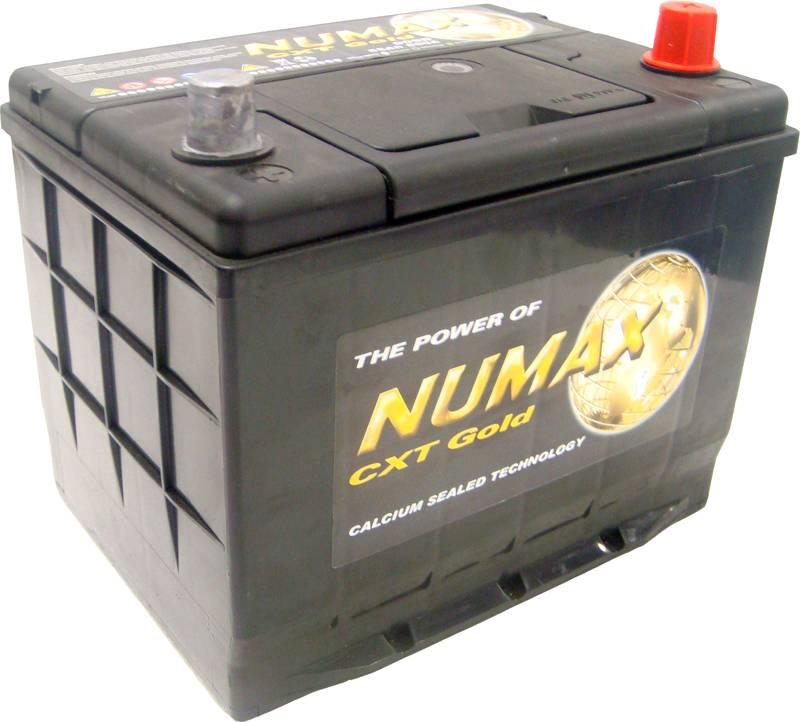 12v 55ah car battery x55d23c
