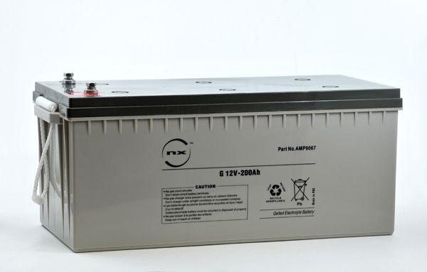 slc200 12 numax agm battery 12v 200ah industrial. Black Bedroom Furniture Sets. Home Design Ideas